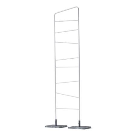 SMD Design - Trellis Spalje 150x30cm, Hvid