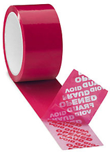 Sicherheits-Packband rot