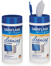 Nass-Reinigungstücher für Computer