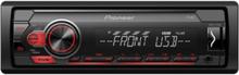 MVH S110UB - Bilradio - Svart