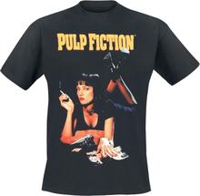 Pulp Fiction T-shirt - svart