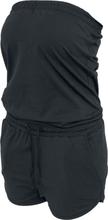 Urban Classics - Ladies Hot Jumpsuit - Träningsoverall - svart