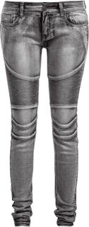 Forplay - Biker Pants - Jeans - grå