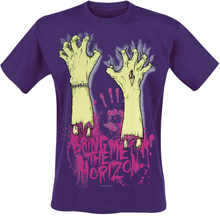 Bring Me The Horizon - Severed Hands -T-skjorte - lilla