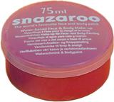 Klassiskt smink Snazaroo 75 ml Svart