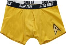 Star Trek - Commander -Sett med boksershortser - blå, rød, gul