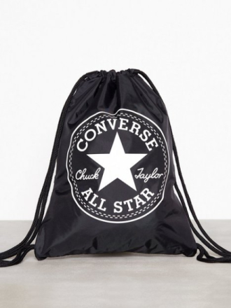 Ryggsekker - Svart Converse Flash Gymsack