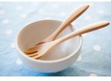 Träsked och gaffel 12-36 mån