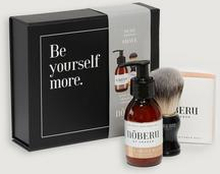 Nõberu Of Sweden Giftbox Shave Brun