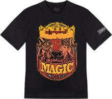NiP x DRKN Magic Patch Tee - Black