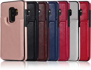 Samsung S9 Plus Skal ROSÊGULD