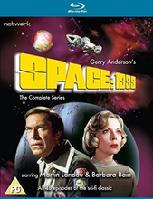 Space 1999 - The Complete Series (Blu-ray) (10 disc) (Import)