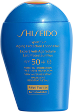 Shiseido Sun 50+ Lotion Face & Body, 50+ Lotion Face/Body 100 ml Shiseido Solskydd