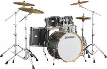 Yamaha Tour Custom Standard Drumset - Licorice Satin