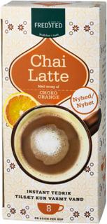 Fredsted Chai Latte Choko Orange 208 g