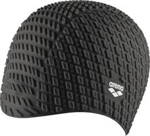 arena Bonnet Silicone Swimming Cap black 2019 Badehetter