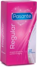 Pasante Regular Condooms - 12 STUKS