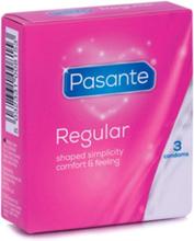Pasante Regular Condooms - 3 STUKS