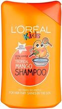 L'Oreal L´Oreal Kids 2-i-1 Tropical Mango Shampoo - 250ml