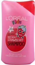 L'Oreal Kids Aardbei Shampoo - 250 Ml