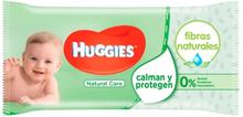 Huggies Natte Doekjes Natural Care - 56 STUKS