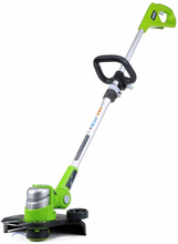 Greenworks Trimmer utan 24 V-batteri Deluxe G24LT30M 2100007