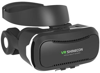 Shinecon 4 Generation 3D Virtual Reality Headset - Sort