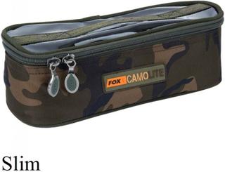 Fox Camo Lite Accessory Bag Slim