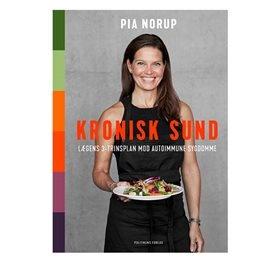 Kronisk Sund af Pia Norup, 1 stk.