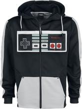 Nintendo - NES - Nintendo Entertainment System - Retro Controller -Hettejakke - grå