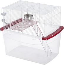 Ferplast Hamster- och gerbilbur Gerbi 2 våningar 57057511