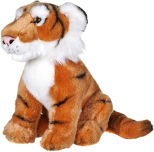 BBC Planet Earth Tigerbamse - 25cm