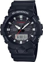 Casio G-SHOCK Standard Analog-Digital Uhr GA-800-1A - Schwarz