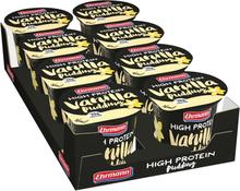 8 x Ehrmann Protein Pudding, 200 g Kort datum