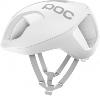 POC Ventral Spin - Cykelhjelm - 50-56 cm - Hydrogen White Matt