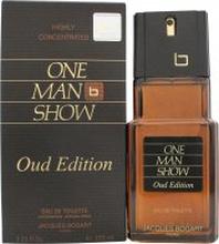 Jacques Bogart One Man Show Oud Edition Eau de Toilette 100ml Spray