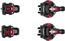 Marker Alpinist 12 Laskettelutarvikkeet RED/BLACK