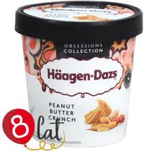 Haagen-Dazs - Peanut Butter Crunch lody o smaku masła orzechoweg...