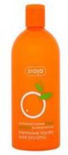 Ziaja - Pomarańczowe, kremowe mydło pod prysznic