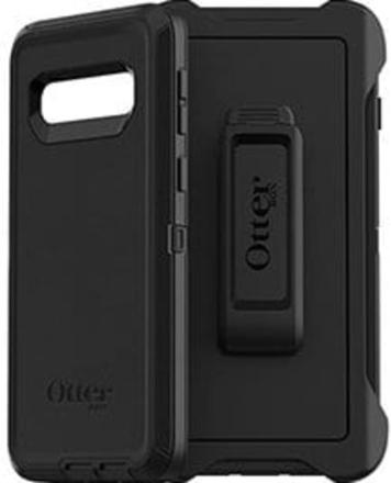OtterBox Defender Series Samsung Galaxy S10 - Svart