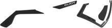 Rudy Project Tralyx Chromatic Full Custom Kit, black / white emblems 2021 Ajolasitarvikkeet