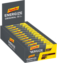PowerBar Energize Original Bar Box 25 x 55g Cookies & Cream 2020 Näringstillskott & Paket