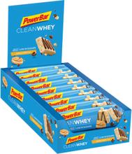 PowerBar Clean Whey Bar Box 18x45g Cookies & Cream 2020 Näringstillskott & Paket