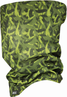 Regatta Multitube Printed Multifunksjonelle skjerf Brun/oliven 2019 Multifunksjonshåndkle
