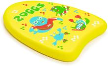 Zoggs Mini Kickboard Lapset, yellow 2019 Uintivarusteet
