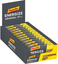 PowerBar Energize Original Bar Box 25 x 55g Chocolate 2020 Näringstillskott & Paket