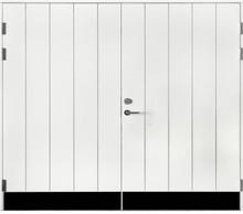 Slagport 21 graders HDF stående spårning