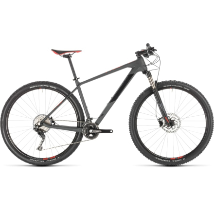 Cube Reaction C:62 Unisex Hardtail MTB Grå 19
