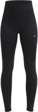Lasting High Waist Tights, Svart / L