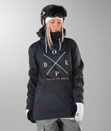 Dope Skijakke Yeti Unisex